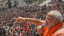 BJP pulls out all stops for Modi's Mumbai rally