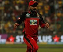 IPL: Kohli fined Rs 12 lakh for slow over-rate