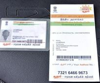 Aadhaar-linked benefits: Opposition forces RS adjournment
