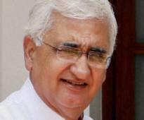 President's perception final on legislation, ordinances: Khurshid
