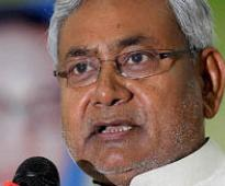 Nitish criticizes BJP joining hands with MNS