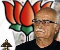 Political untouchability weakens democracy, says LK Advani