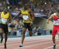 CWG 2014 Athletics: Jamaica's Bailey