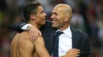 He has always helped his team mates: Real coach Zidane is all praise for Cristiano Ronaldo