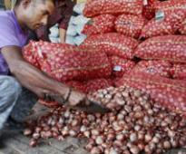 Govt frees up onion export