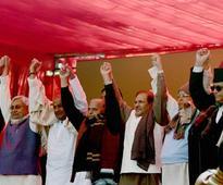Samajwadi Party walks out of RJD-JD(U)-Congress ...