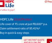 HDFC Life eyes Rs 100 cr premium from online sales