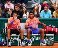 Bhupathi-Kyrgios crash out of French Open