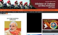 Sri Lanka says sorry for Jayalalitha-Modi article on Lankan Defence Ministry website