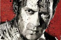 Salman Khan paints first poster of 'Jai Ho'