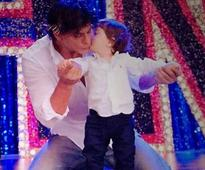 Shah Rukh Khan opens up about his little son AbRam and controversies on his birth