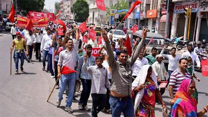Trade unions stick to September 2 strike, reject govt's wage hike