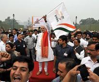 Sardar united India, 1984 riots divided it, says Narendra Modi