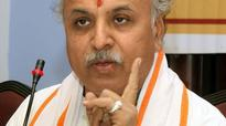 Pravin Togadia under fire for hate-speech, RSS says he didn't say that