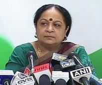 Jayanthi Natarajan regins from Congress; blames Rahul of pressurising her for environmental clearances