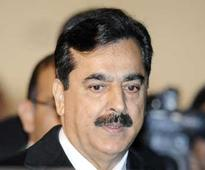 Former Pak PM Gilani talks to abducted son for the first time in 2 years
