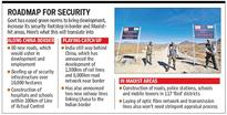 Centre fasttracks roads along China border