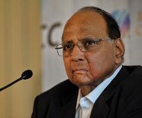 Let Maha govt, CM take responsibility of Mumbai's development, says Sharad Pawar