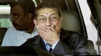 BCCI seeks clarity from Supreme Court over Srinivasan's presence