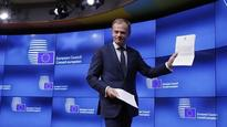 FULL TEXT: UK's Brexit letter to EU's Donald Tusk