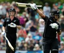 Ross Taylor stars in New Zealand's win over South Africa