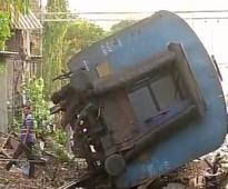 Mumbai local services hit as coach derails between Elphinstone and Lower Parel