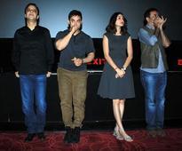 PK screened for Mumbai Police Officers