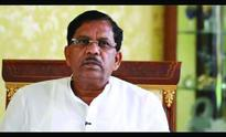 Rift deepens: G Parameshwar to be kept out of ministry