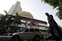 Indian shares fall; L&T profit disappoints