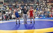 Sushil Kumar crowned national champion