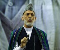 Afghanistan's Karzai slams U.S., Pakistan in farewell speech