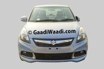 Maruti Dzire facelift is first in pipeline for 2015, launch in February