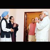 Amidst GST standoff, Narendra Modi reaches out to Manmohan Singh, Sonia Gandhi
