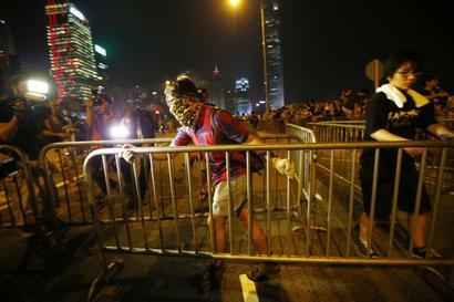 China warns Hong Kong protesters of unimaginable consequences