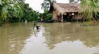 Floods wreak havoc in Assam, 12lakh hit, 9 killed