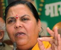 Ganga rejuvenation plan to be launched from Uttarakhand: Uma Bharti