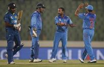 T20 world cup: Sri Lanka narrowly beat India in its first warm up