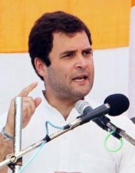 Stop 'fooling' the people of the country: Rahul to Modi