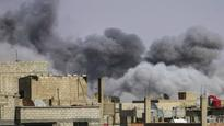 Syria warplane crashes near the capital, pilot missing