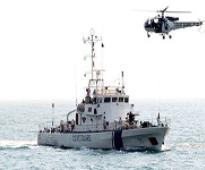 Pakistan vessel intercepted off Porbandar coast