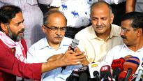 AAP internal feud gets uglier with release of new sting on Kejriwal