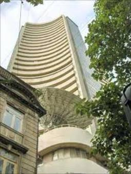 Markets open flat; L&T down over 6%
