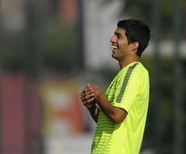 Luis Suarez to Return in El Clasico After Biting Ban