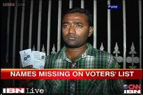 Pune mess: Faulty EVMs, voters' names missing; BJP demands repolling