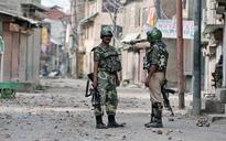 Curfew, restrictions and stone pelting continue for 48th day in Kashmir