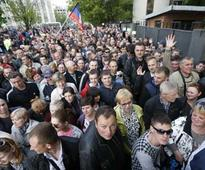 Moscow: Thousands protest against Russian support to rebels in Ukraine