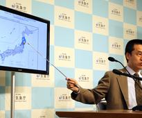 Strong earthquake measuring 7.8 jolts Japan: Officials say no risk of tsunami