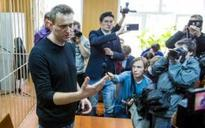 Vladimir Putin's government will face fresh wave of discontent, says arrested Russian opposition leader