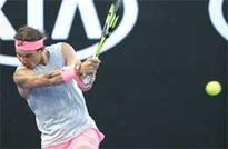 Nadal dazzles as Dimitrov gets back on track