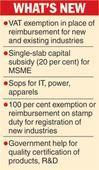 Mumbai launchpad for state biz policy